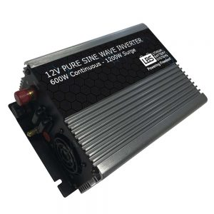 Lithium Battery 12V 600W Inverter