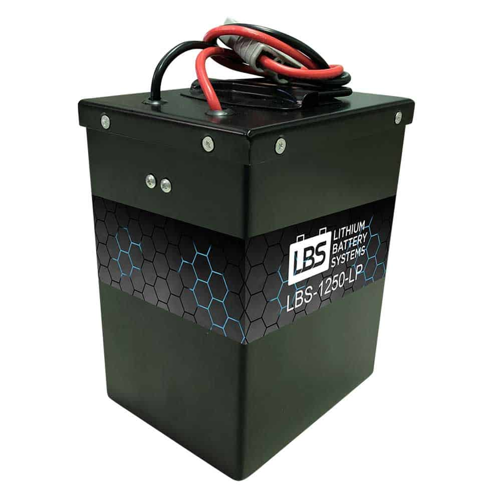 Lithium Battery for camping