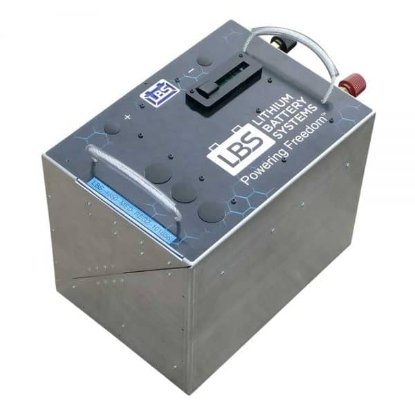 Lithium Cart batteries