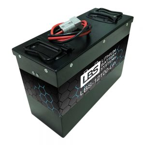 Lithium Battery camping