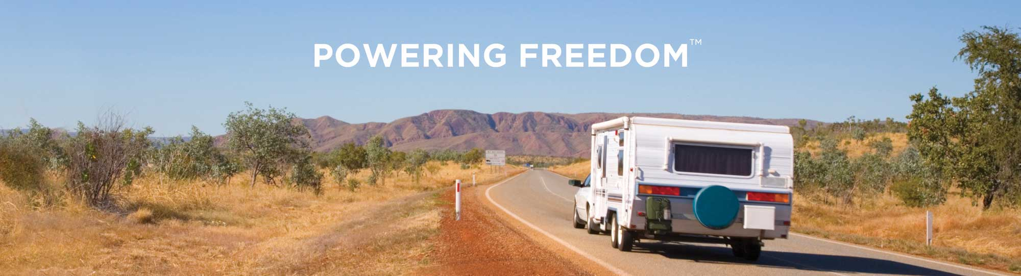 Lithium Battery Solutions Powering Freedom™
